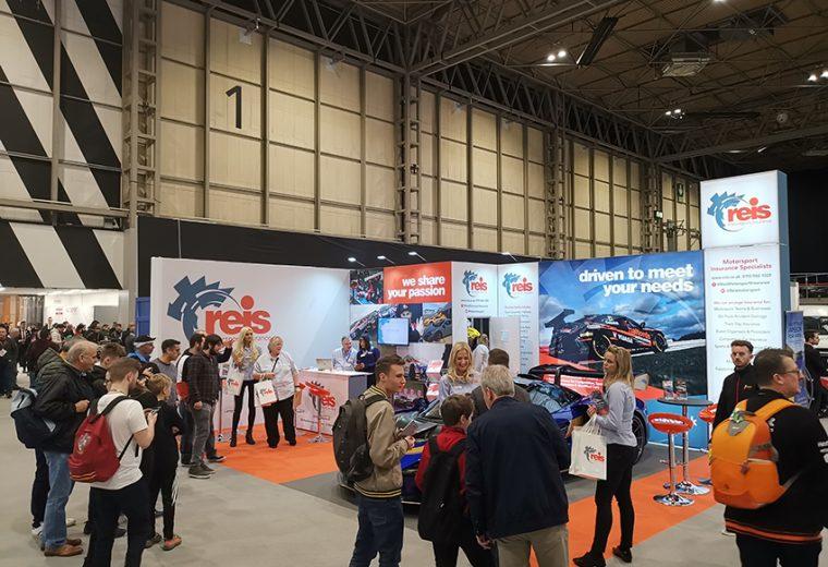 Autosport 2019, NEC, Birmingham