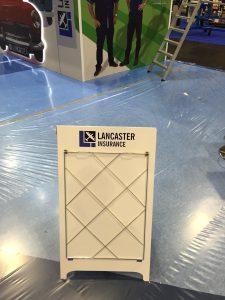 Lancaster Insurance at the Classic Motor Show 2017 NEC Birmingham