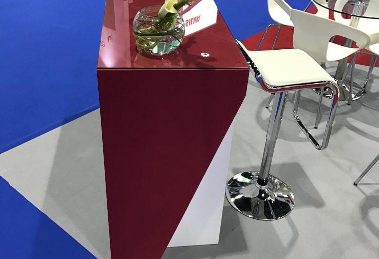 Custom built booth at VIV MEA 2018 ADNEC Abu Dhabi UAE