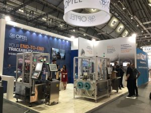 Exhibition booth design and build at Achema 2018 Frankfurt Messe, Germany