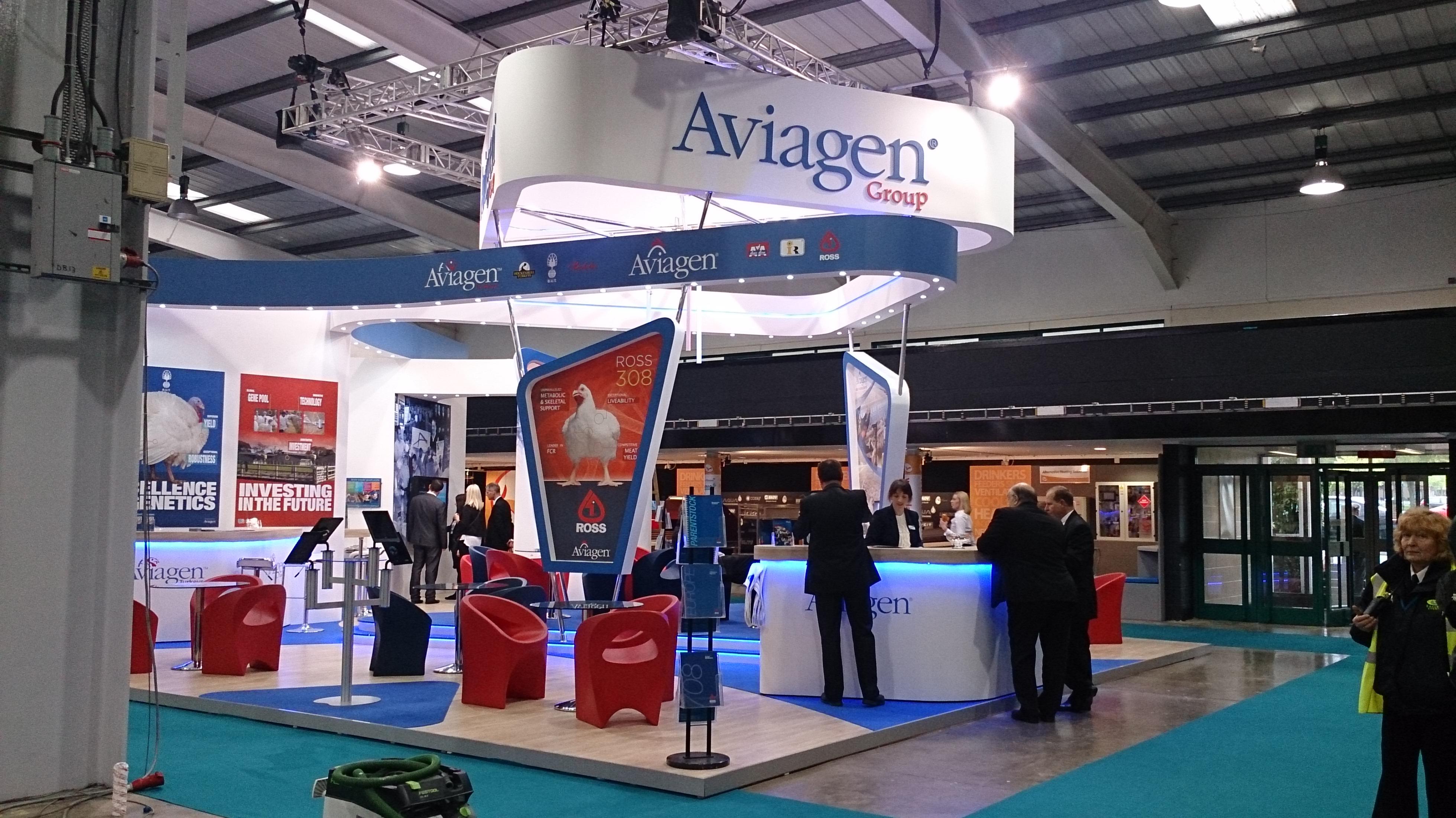Aviagen-exhibition-stand-reception