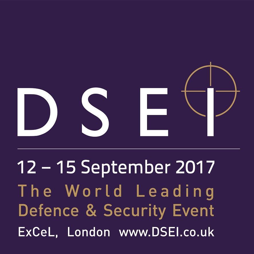 DSEI 2017 Event ExCeL London