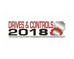 Drives and Controls 2018 NEC Birmingham