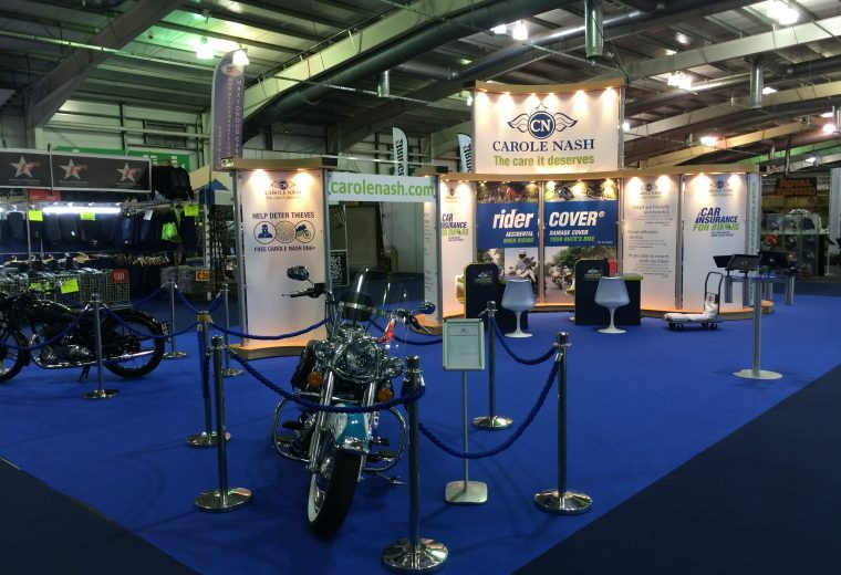 MCN Scottish Motorcycle Show 2018 – Royal Highland Centre, Edinburgh UK