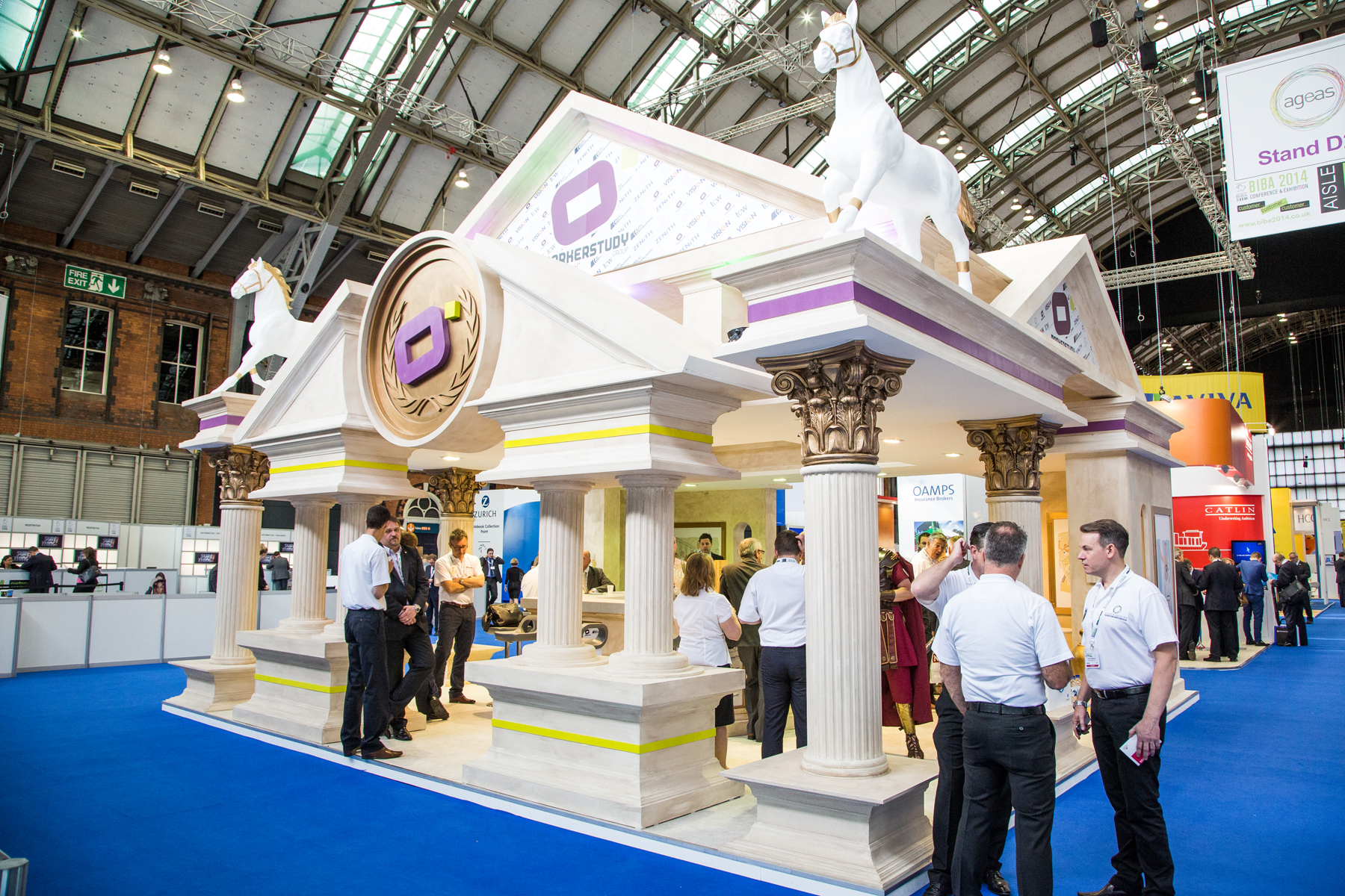 Exhibition-Stand-Rise-of-the-empire-entrance-right