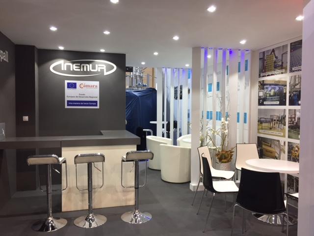 Exhibition Stand In Spanish : Exhibition stand design design agency warrington u v factor
