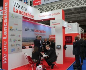 Marketing Lancashire at MIPIM UK London Olympia