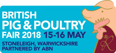 Pig & Poultry Exhibition 2018 at NAEC Stoneleigh, Warwickshire UK