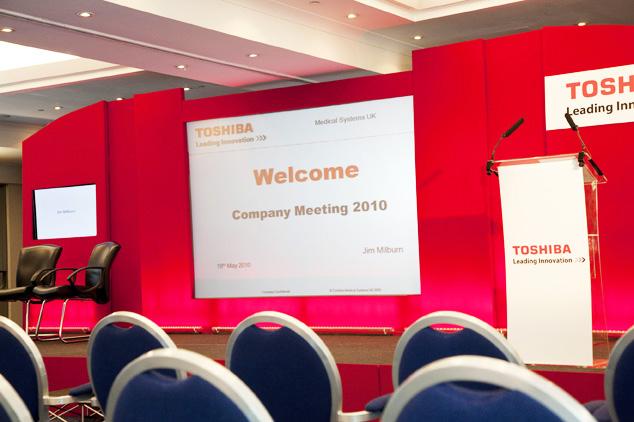 Toshiba Conference