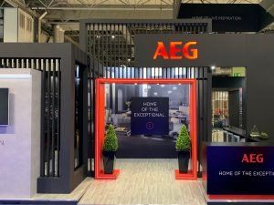 Trade show booth design NEC KBB UK