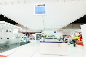 Trumpf-Medical-Stand-Front-View