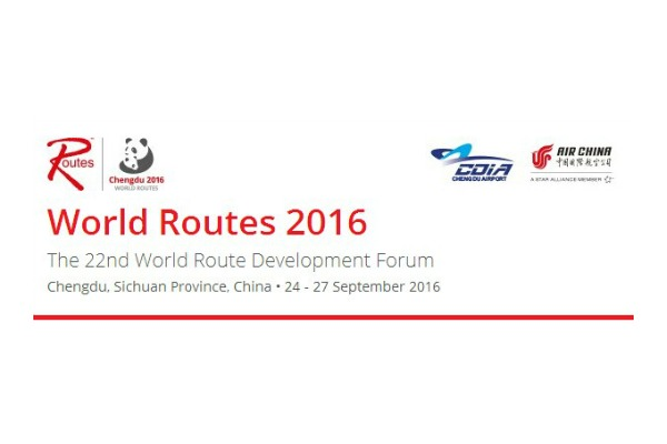 World Routes 2016 Trade Show