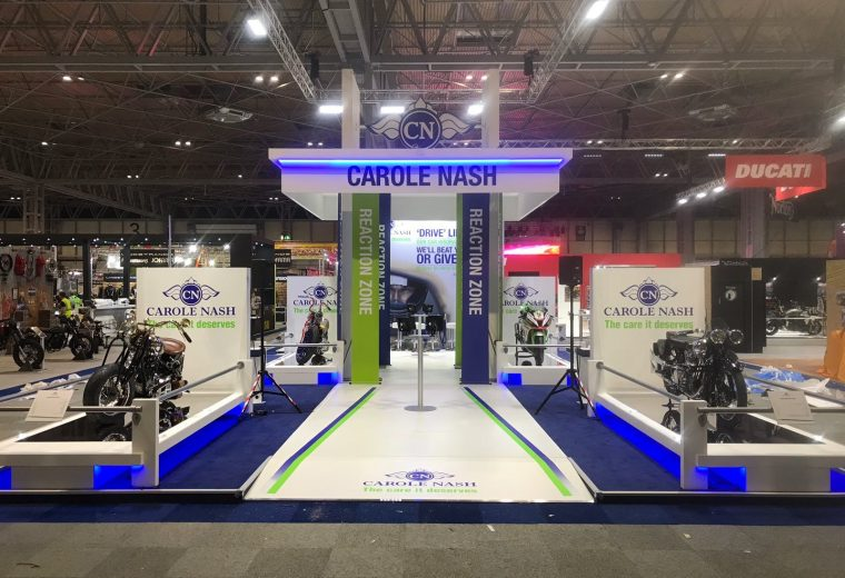Motorcycle Live 2018 – NEC Birmingham, UK
