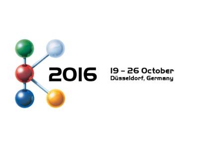 K 2016 exhibition Dusseldorf Messe Germany