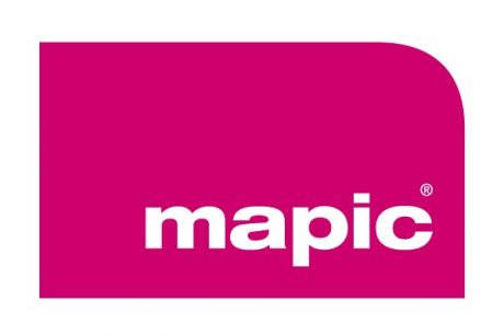 MAPIC exhibition taking place at the Palais des Festivals in Cannes, France.